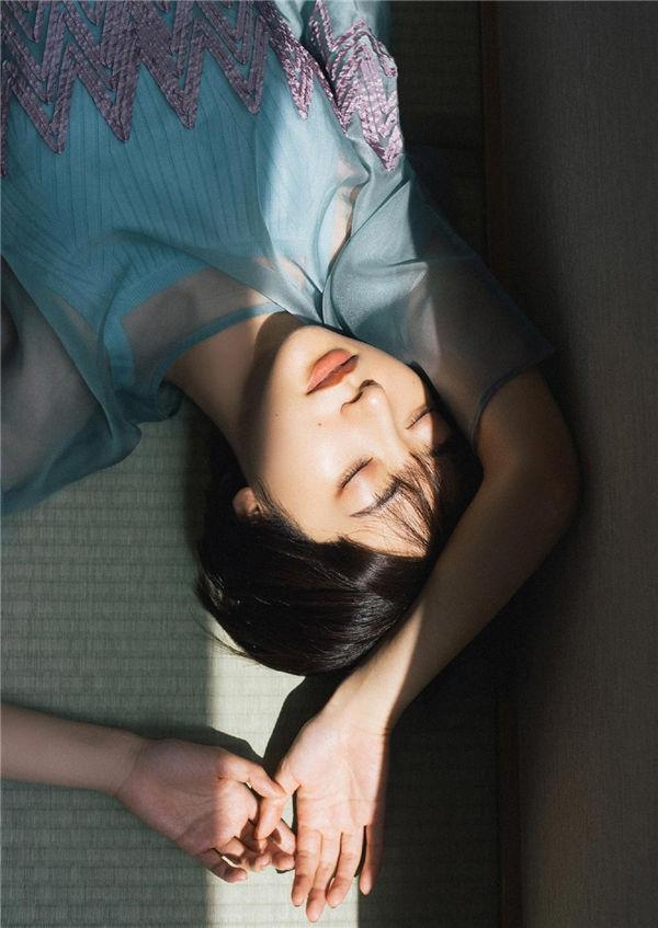 武田玲奈写真集《Gerbera》高清全本[41P] 日系套图-第5张
