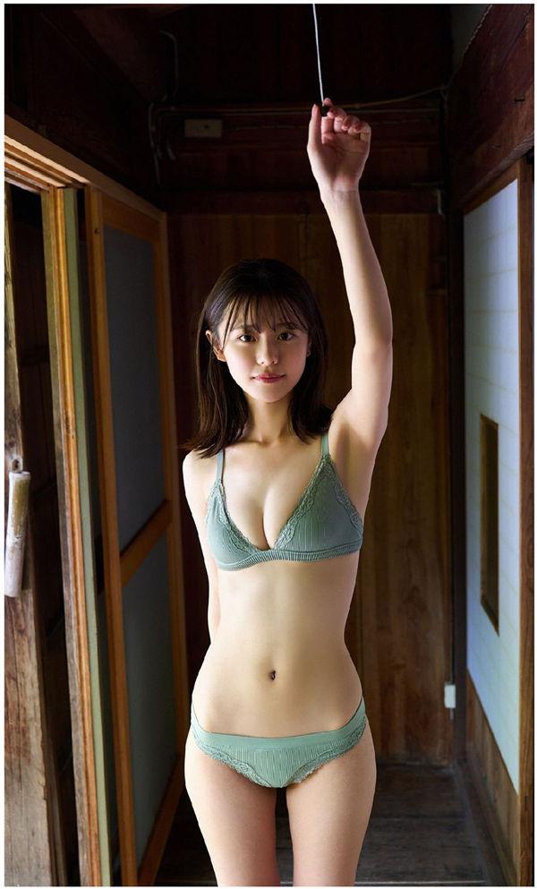 浅仓唯写真集《かわいいが渋滞中!!》高清全本[96P] 日系套图-第5张